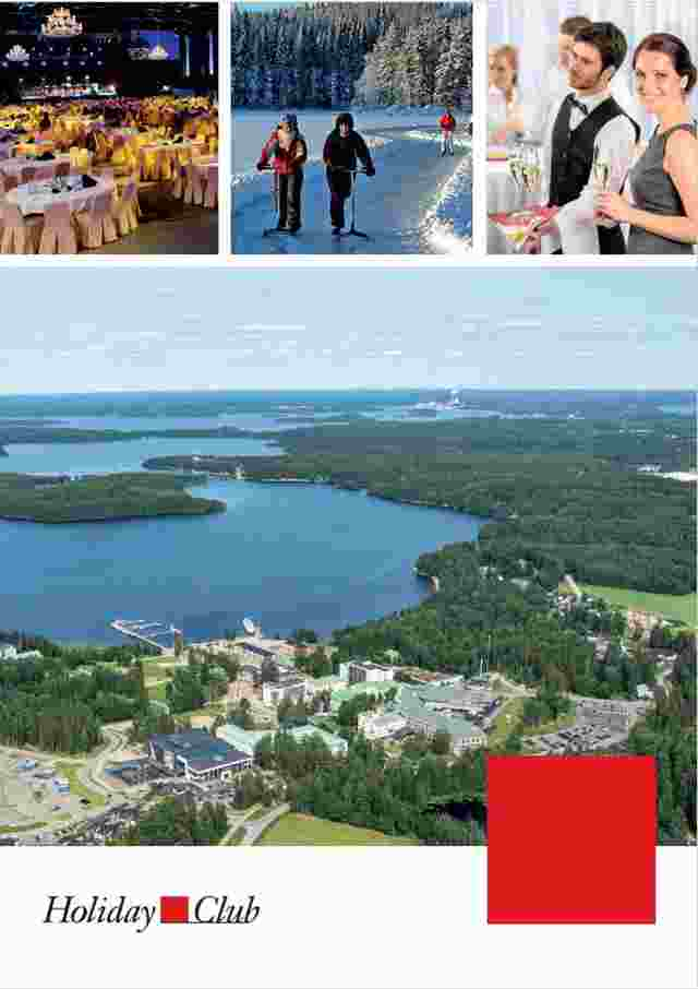 Saimaa meeting brochure