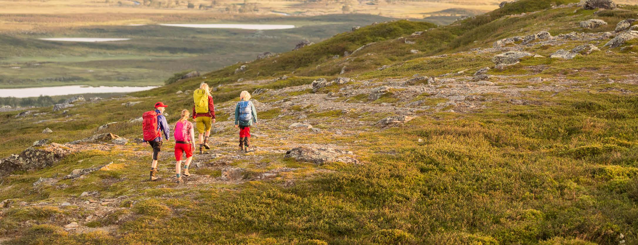 Ta med familjen till Åre i midsommar!