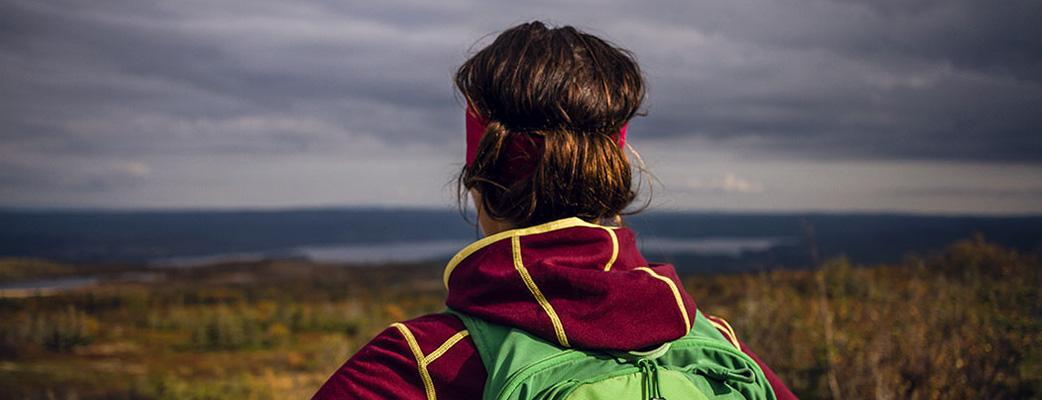 Kom med på en inspirerande må bra-helg med vandring och yoga i höst!