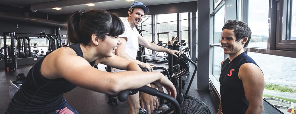 Träna med en PT - och hitta ny träningsglädje!
