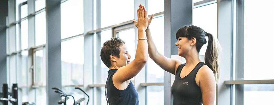 Välkommen till SATS Åre - träning för alla!