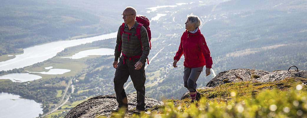 Kom till Åre på en skön vandringssemester! Foto: Anette Andersson