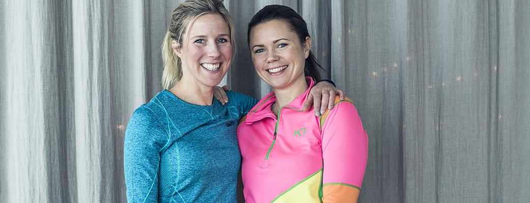 Kom med på träningshelg med traillöparen Miranda Ericsson och Yoginin Therése Furudal i maj!