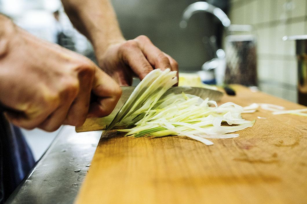 I paketet ingår två middagar på nya restaurang Grow som serverar mat för ett aktivt liv