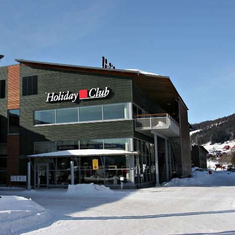 Holiday Club Åresta ketjun kahdeksas kylpylähotelli