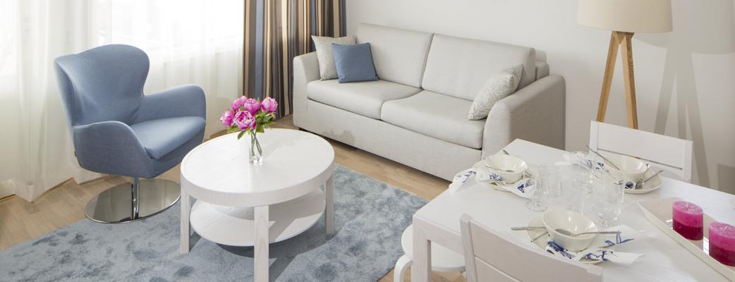 Caribian kylpylän yhteyteen valmistuu juhannukseksi 58 ylellistä Villas-huoneistoa.