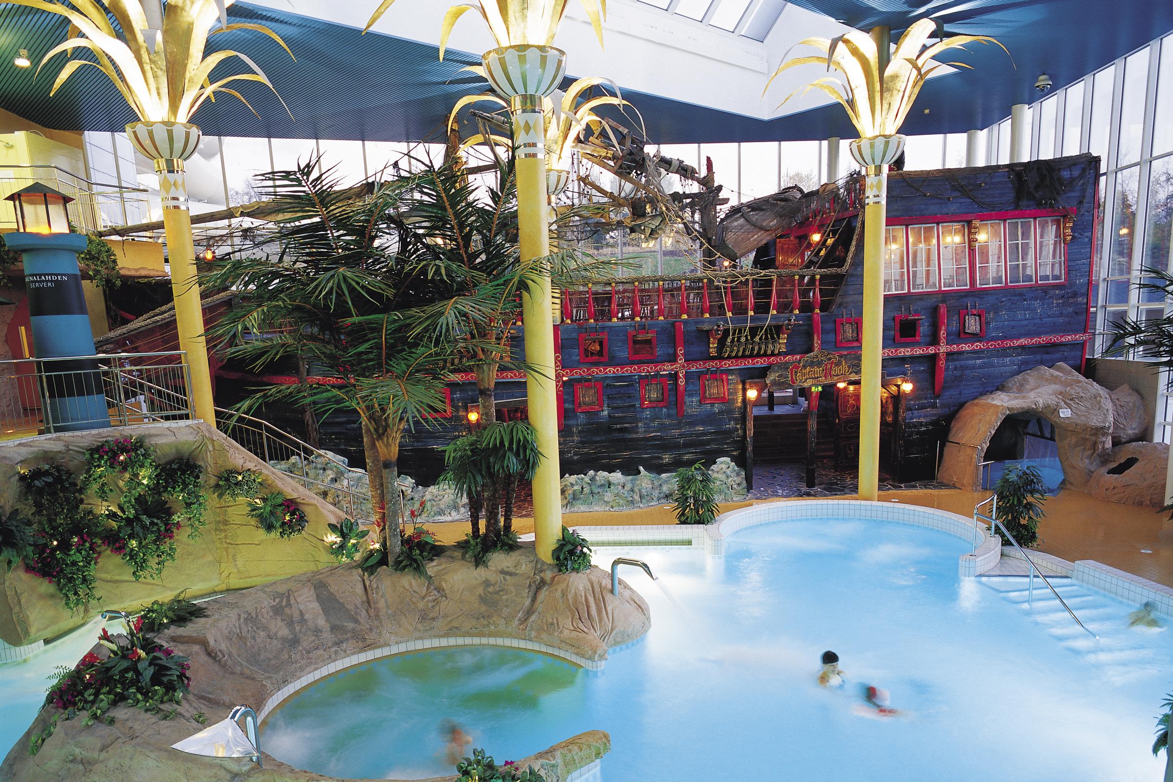 cinderella viking line pool