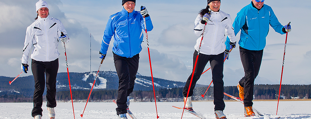 The Vuokatinvaara downhill and cross-country skiing centre is located a little over 3 km from Katinkulta. Enjoy exercise and the wonderful hillside scenery, but also remember the ski tunnel which is open year round.