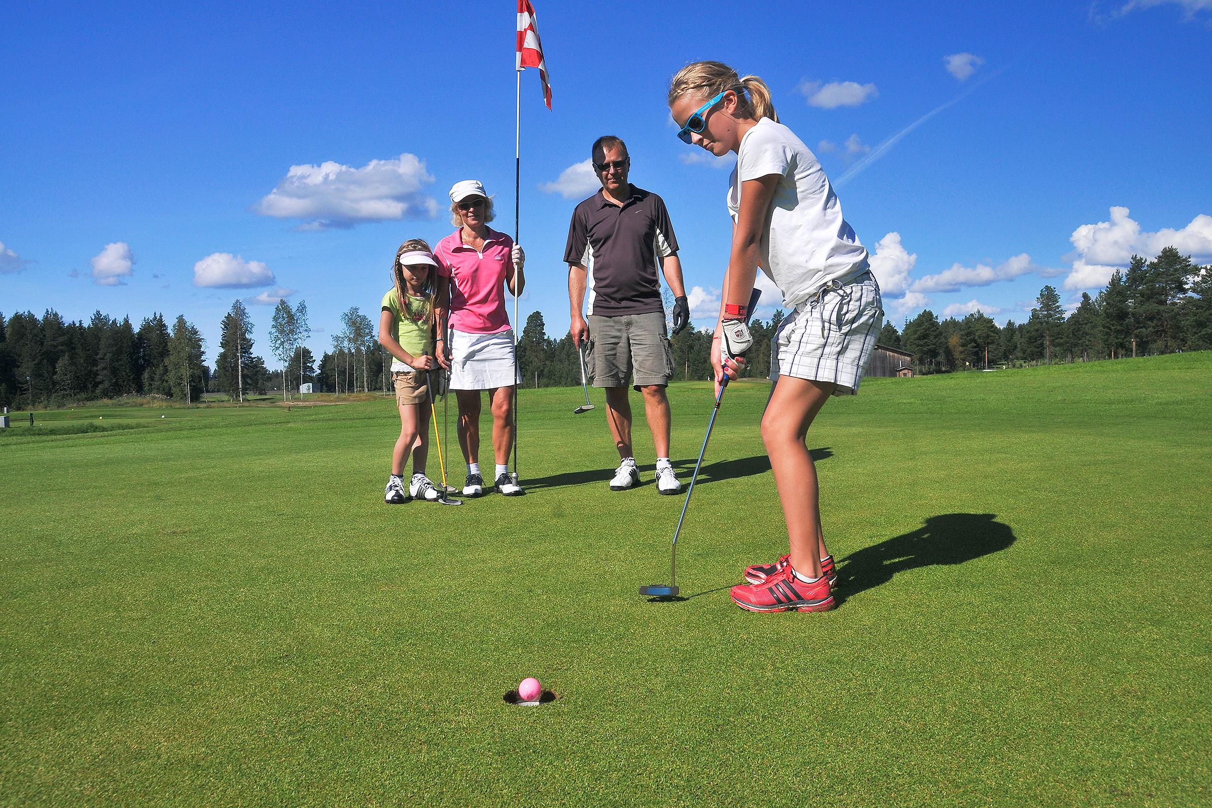 Golf | Holiday Club Resorts Golf