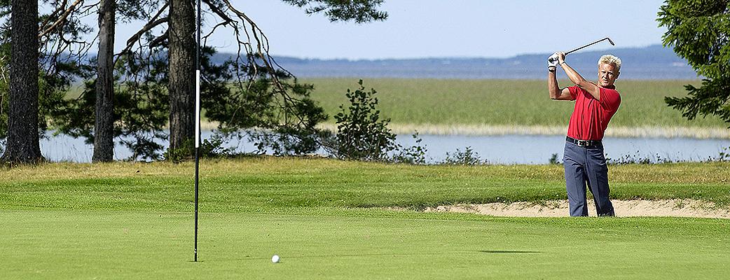Katinkullan golfkausi kestää toukokuusta syys-lokakuulle.