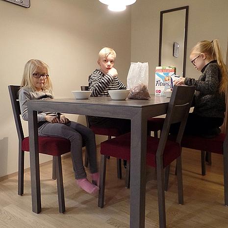 3. Lomahuoneisto sopii lapsiperheille loistavasti