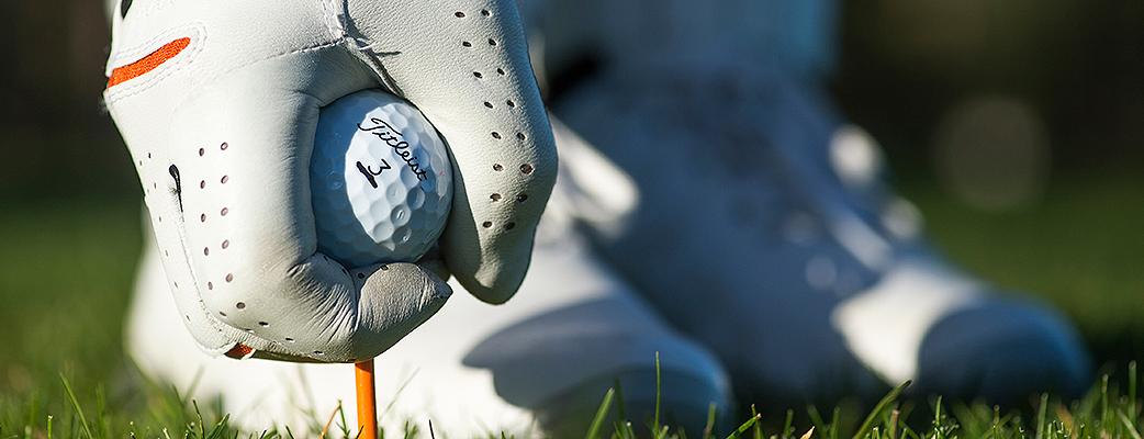 Golf on mainio koko perheen kesäharrastus.