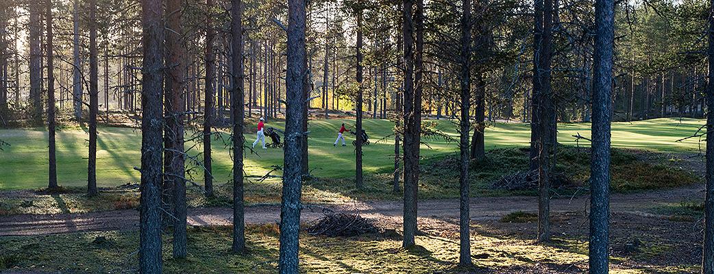 Начните  путь в увлекательный мир гольфа во время отдыха с Holiday Club!