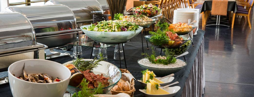 Holiday Club erbjuder färsk närproducerad mat.