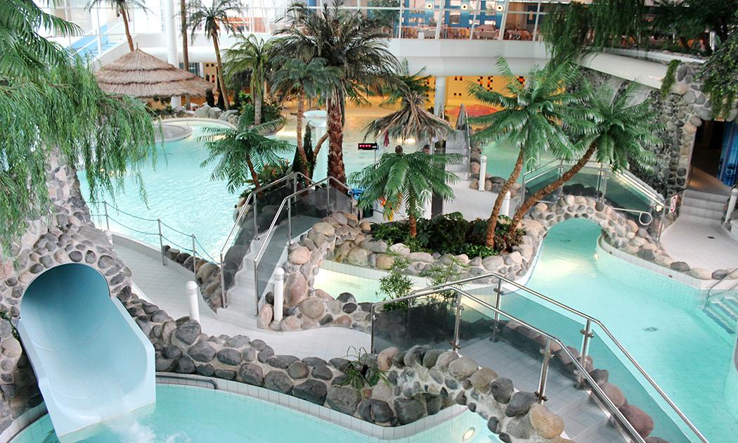 Holiday Club Spa Kuusamon Tropiikki