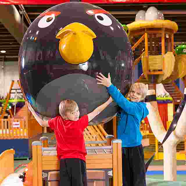Angry Birds Activity Park >>