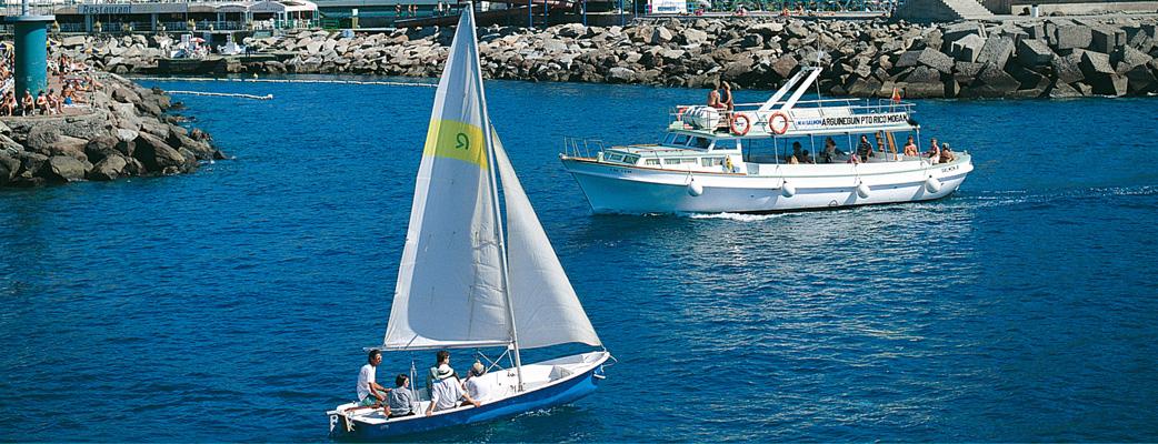 Puerto Rico erbjuder många aktiviteter: vattensporter, båtutflykter, valskådning, fisketurer...