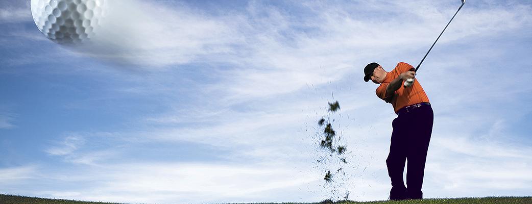 В Рённасе расположены два красивейших гольф-поля, так что Вы спокойно можете выбрать, сыграть ли раунд из 9 или из 18 лунок.