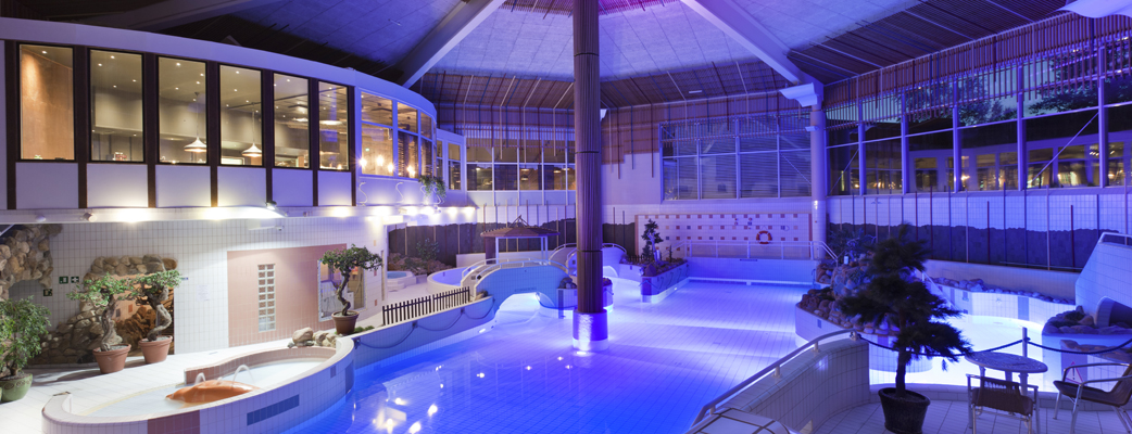 The Northernmost Spa