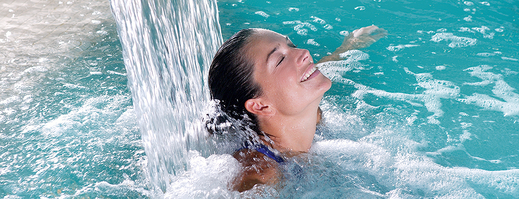 Aktiivisen ulkoilupäivän jälkeen on ihana rentoutua Holiday Club -kylpylässä.