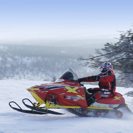 Snowmobile, Snow Shoe and Husky Safaris