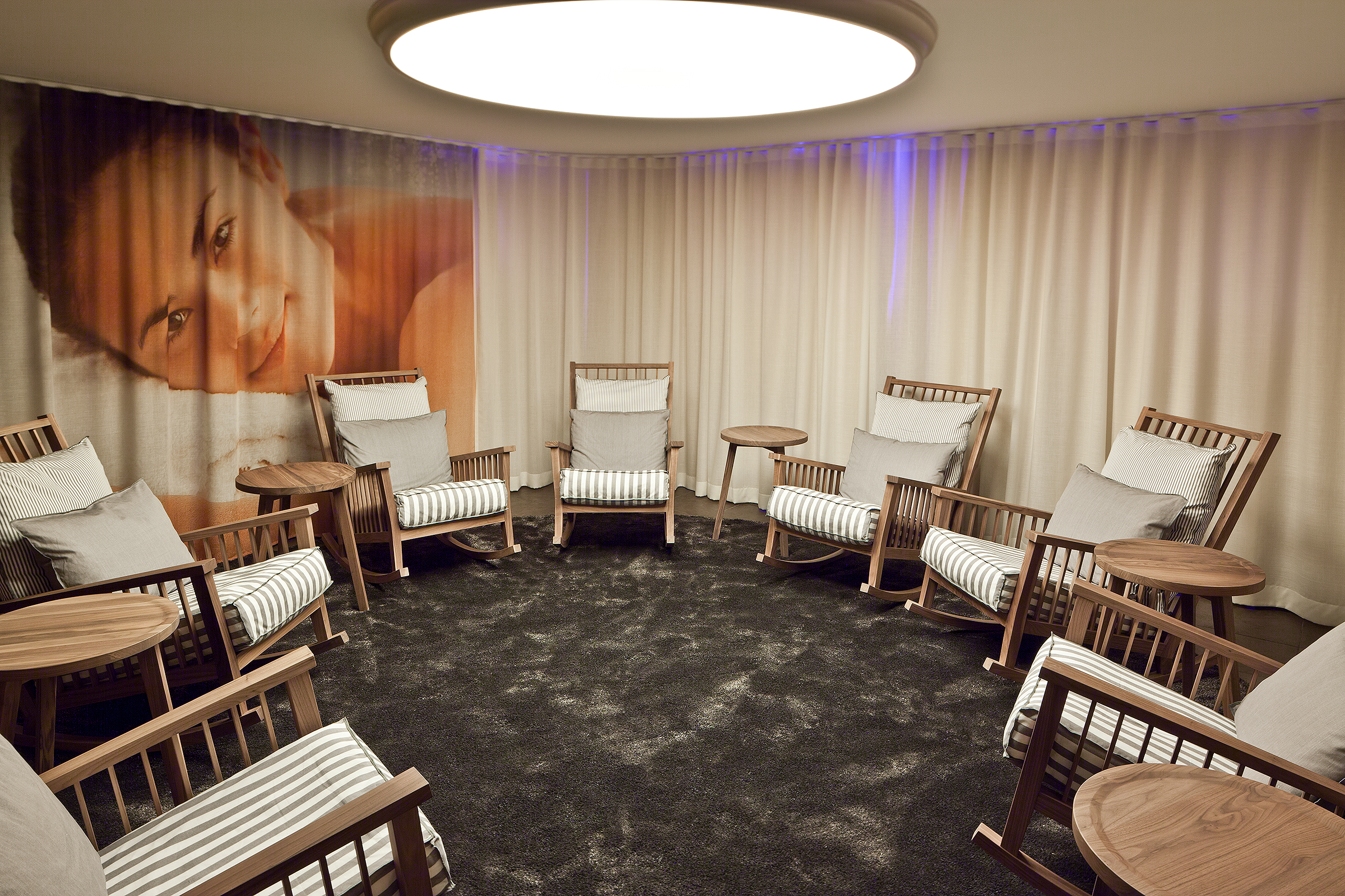 Salon Relax Foyer : Spa and wellness holiday club resorts