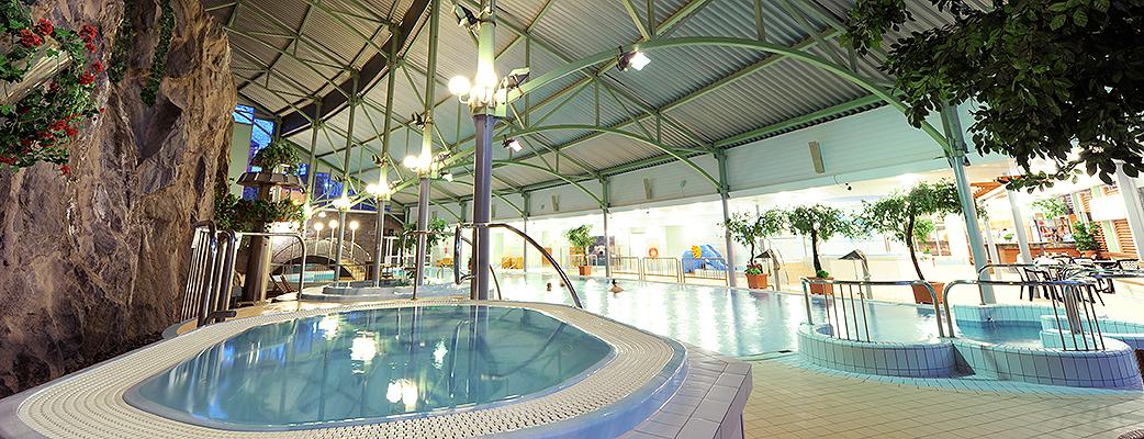 В спа-центре Tampereen Kylpylä царит спокойная, умиротворенная атмосфера.
