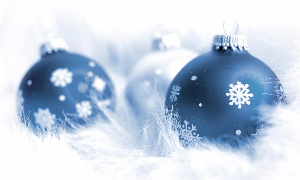 Joulu 2018 caribian kylpyl ss holiday club - Blaue christbaumkugeln ...